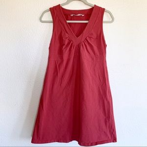 Athleta Sleeveless Organic Cotton Athletic Dress